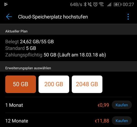 Huawei Cloud - So geht's! 2