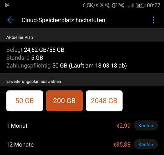 Huawei Cloud - So geht's! 3