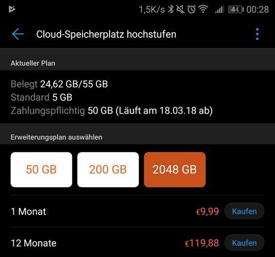 Huawei Cloud - So geht's! 4