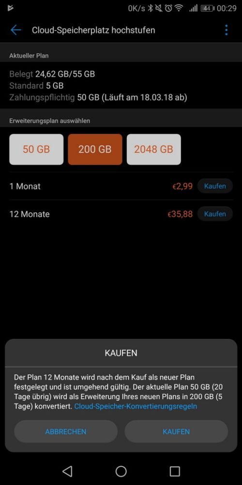 Huawei Cloud - So geht's! 5