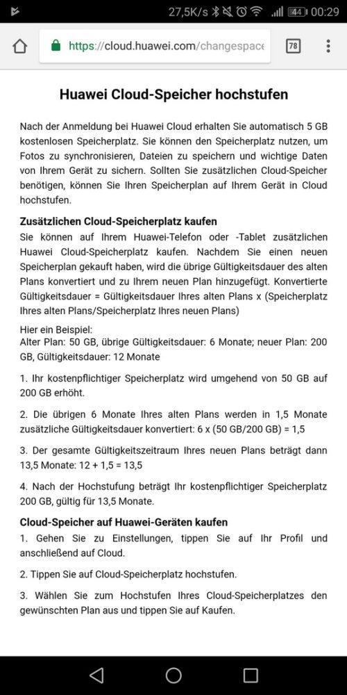 Huawei Cloud - So geht's! 6