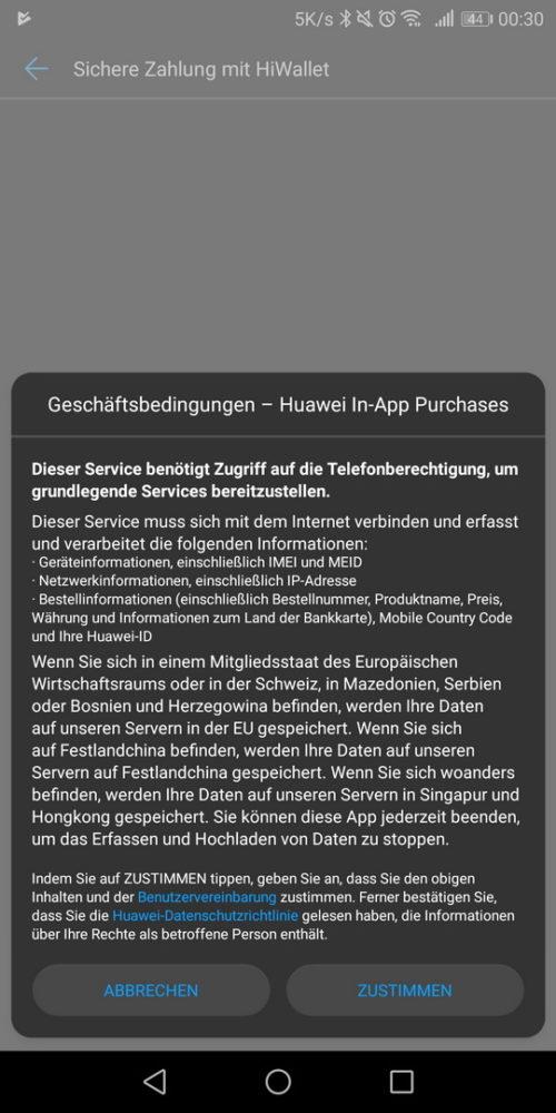 Huawei Cloud - So geht's! 7