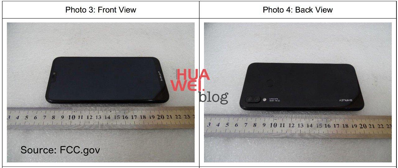 Huawei P20 lite - Shirley