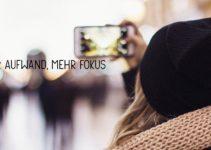 Huawei - Kamera - Weniger Aufwand, mehr Fokus