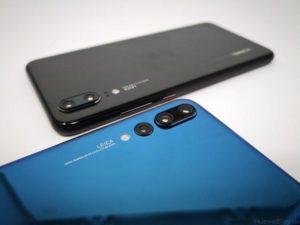 Huawei P20 vs Huawei P20 Pro Kamera