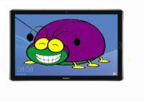 MediaPad M5 HD Video Problem