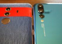 Huawei P20 Pro Vergleich