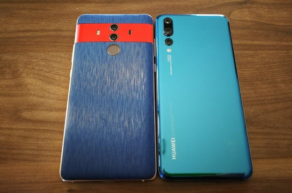 Huawei P20 Pro Vergleich Mate 10 Pro