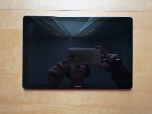 Huawei MediaPad M5 10.8 Test 1