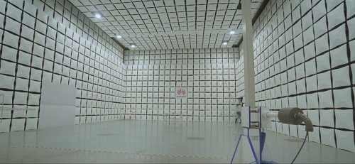 10M Halbschalldichtkammer