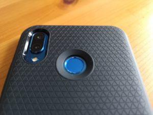 Huawei_P20_lite_liquid_air_Hülle_Case_Spigen_Test_3