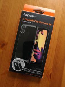 Huawei_P20_lite_neo_hybrid_Hülle_Case_Spigen_Test_1