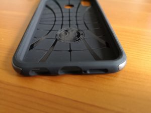 Huawei_P20_lite_neo_hybrid_Hülle_Case_Spigen_Test_7