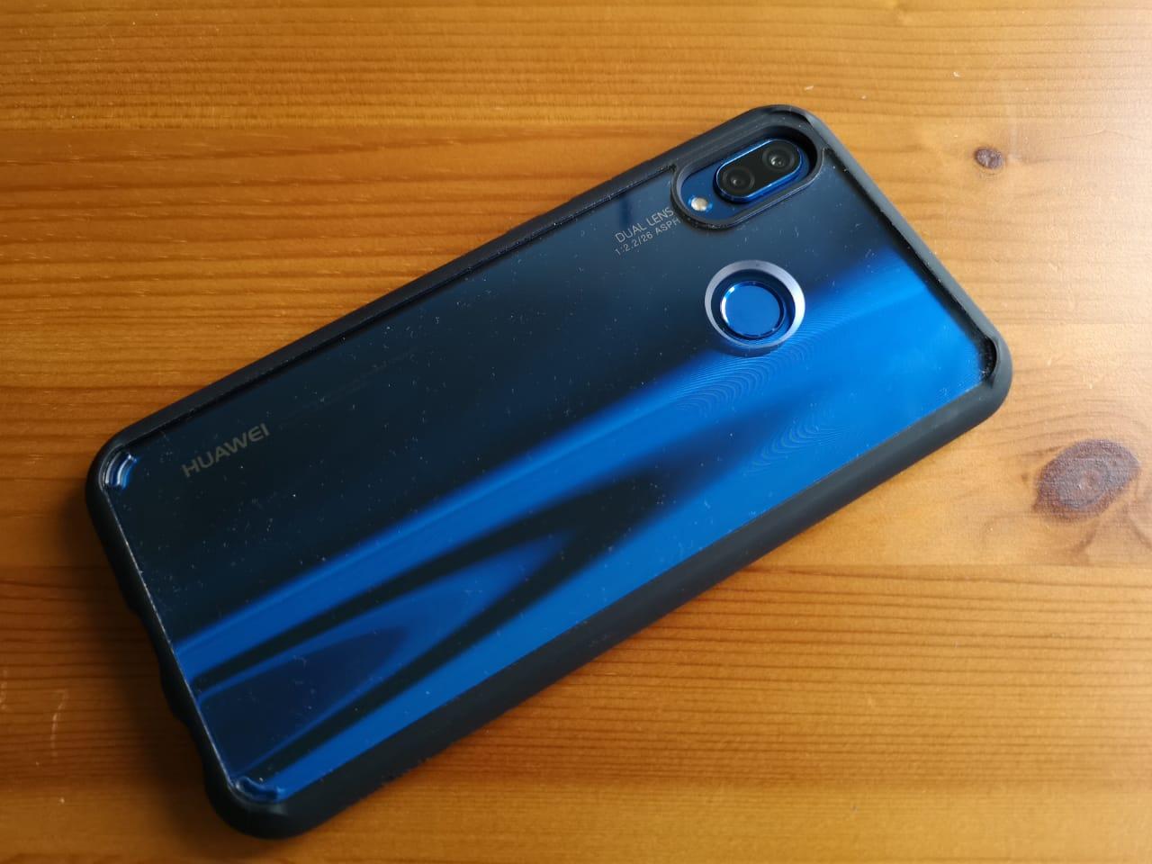 Huawei_P20_lite_ultra_hybrid_Hülle_Case_Spigen_Test_15