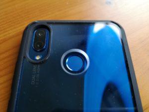 Huawei_P20_lite_ultra_hybrid_Hülle_Case_Spigen_Test_7