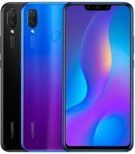 Huawei P smart Plus Ansichten