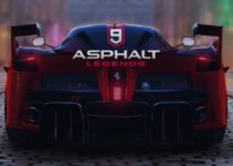 Asphalt 9 : Legends – Läuft jetzt auch auf Huawei P20 pro