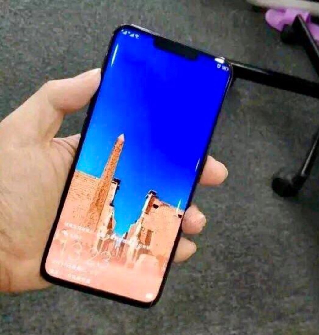 Huawei Mate 20 Pro Leak Geskin