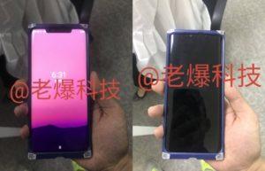 Huawei Mate 20 Pro Front Leak