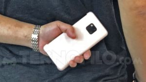 Huawei Mate 20 Pro Kamera Leak