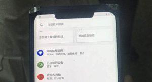 Huawei Mate 20 Pro Notch Leak