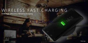 Huawei Mate 20 Wireless Charging
