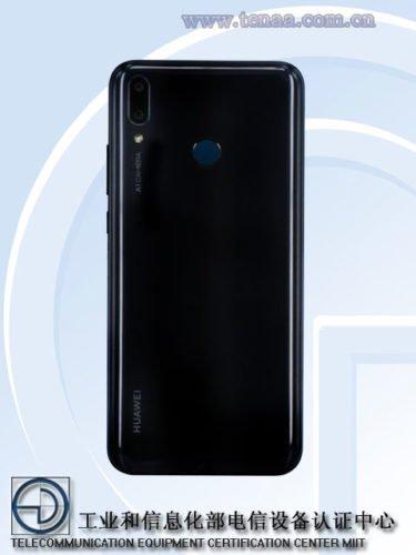 Huawei Y9 (2019) Rückseite