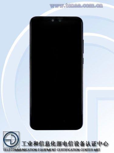 Huawei Y9 (2019) Vorderseite