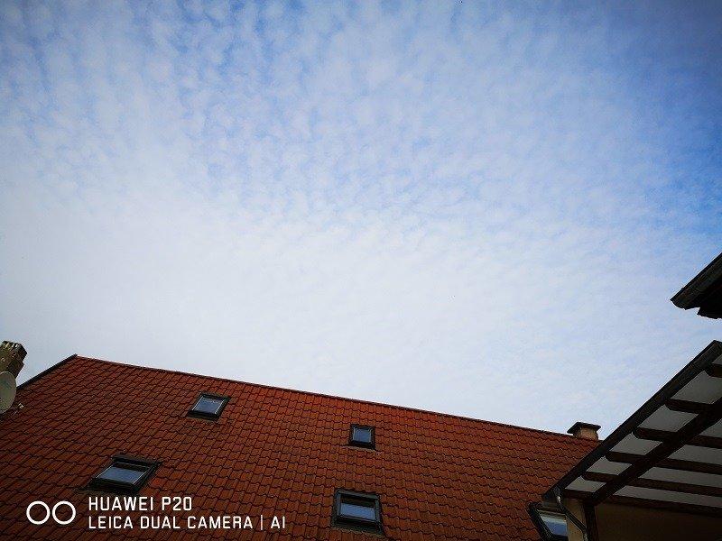 Huawei P20 Fotografie
