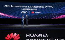 Audi Huawei Innovation Titelbild
