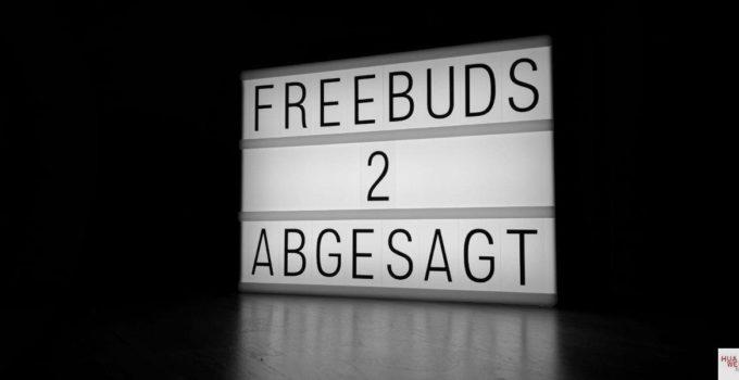 HUAWEI Freebuds 2 - China only!? 1