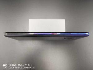 Huawei Mate 20 ProSeitenansicht