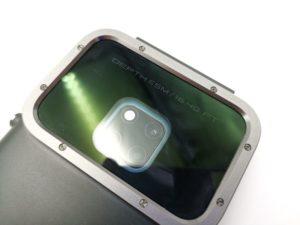 Huawei Mate 20 Pro Unterwasser Kamera Case