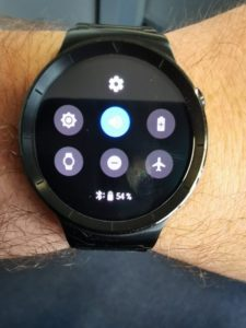 Huawei Watch Update Wear OS 2.1 Tiles