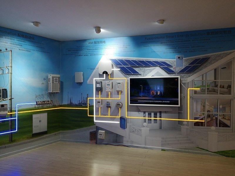 Huawei Exhibition Halls
