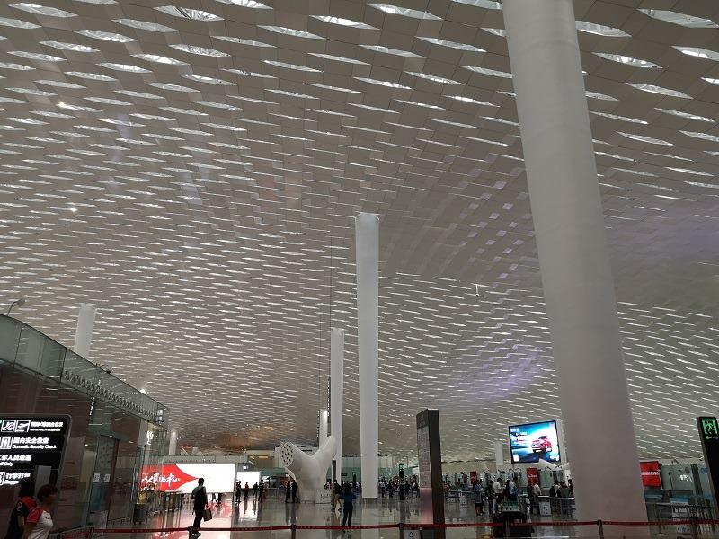 Flughafen Shenzhen