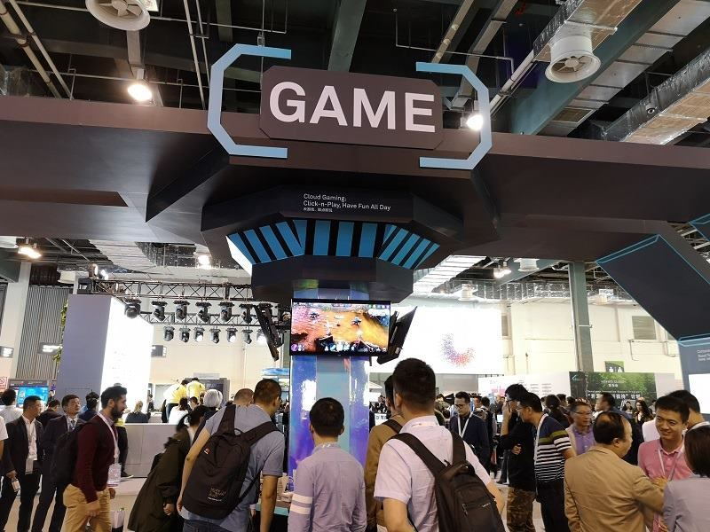 Huawei Connect Exhibition 1