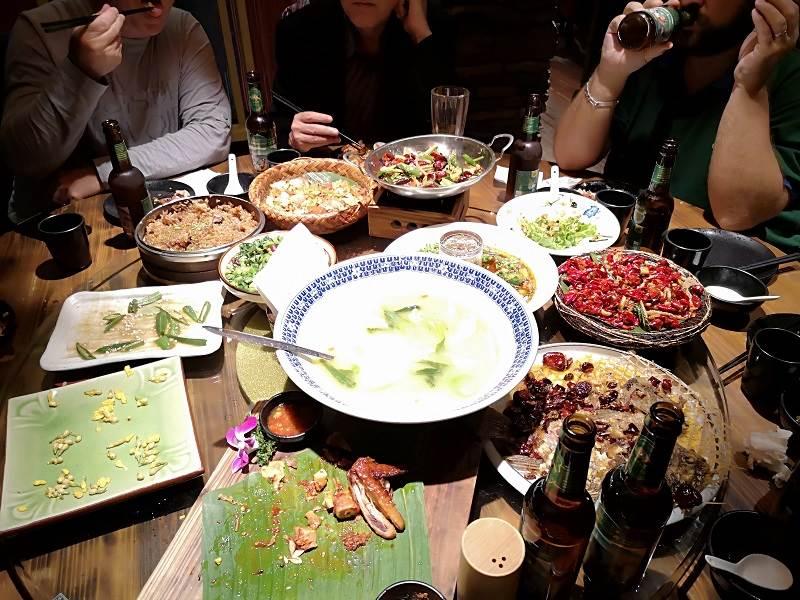 Dinner Tag 3