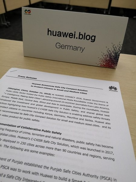 Huawei Connect Tag 2