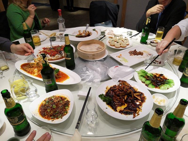 Huawei Dinner Tag 4