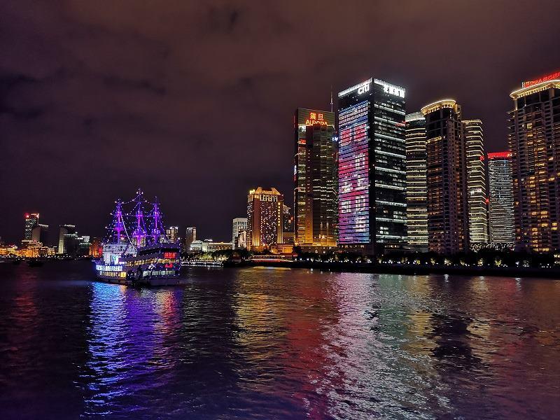 Bootsrundfahrt Shanghai