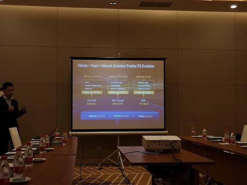 Wuxi V2X Presentation