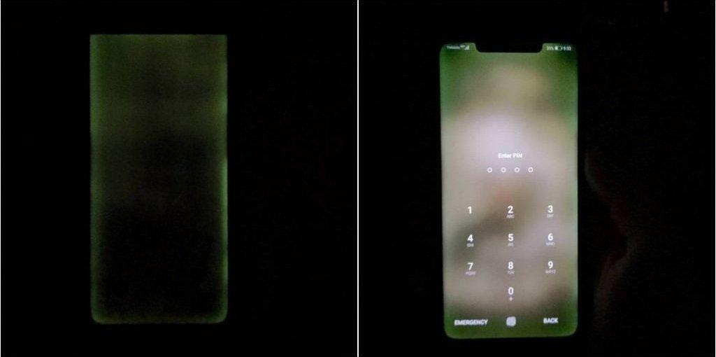 [Update]Mate 20 Pro Glue Gate - Huawei tauscht betroffene Geräte aus 1
