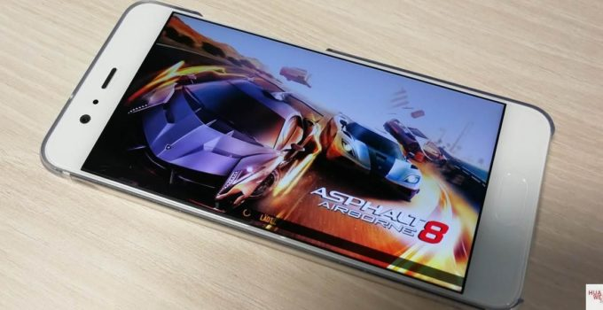 Huawei P10 GPU Turbo Gaming