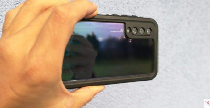 Huawei p20 pro 360 huelle case wasserdicht ip68