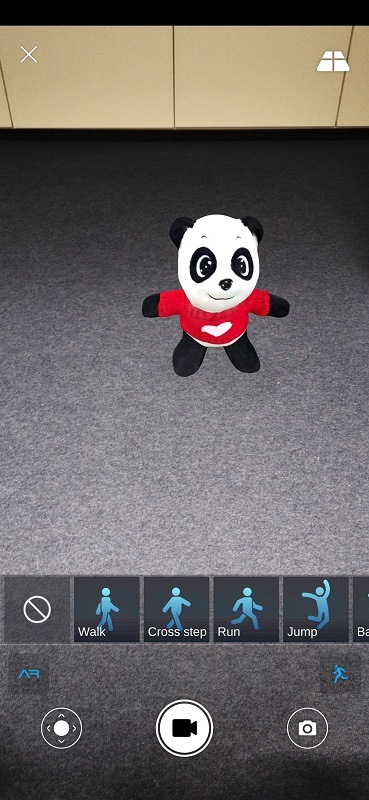 Mate 20 Pro 3D Scan Live Maker AR