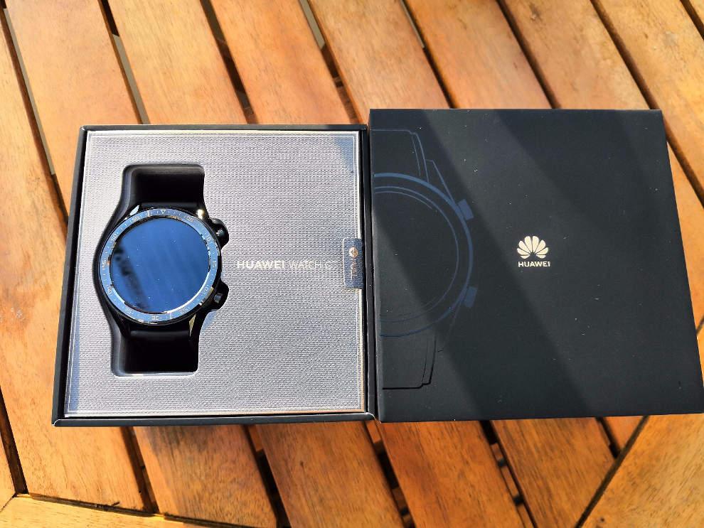 Huawei Watch GT - Erster Eindruck 2