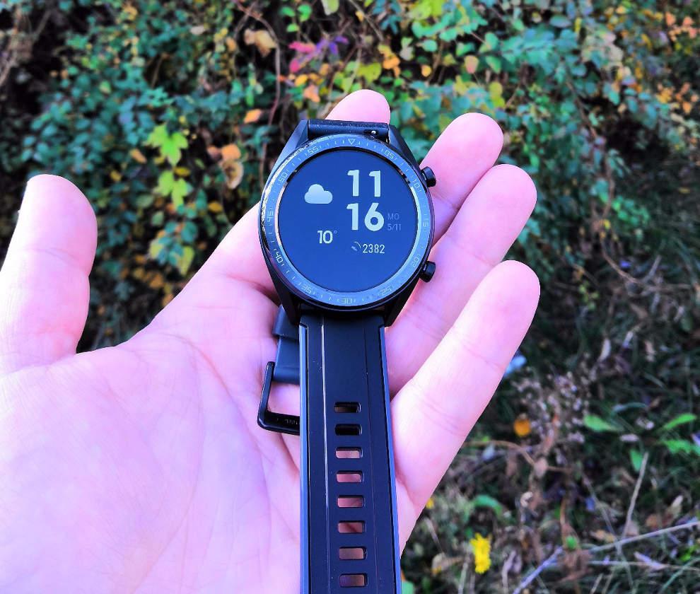 Huawei Watch GT - Erster Eindruck 4