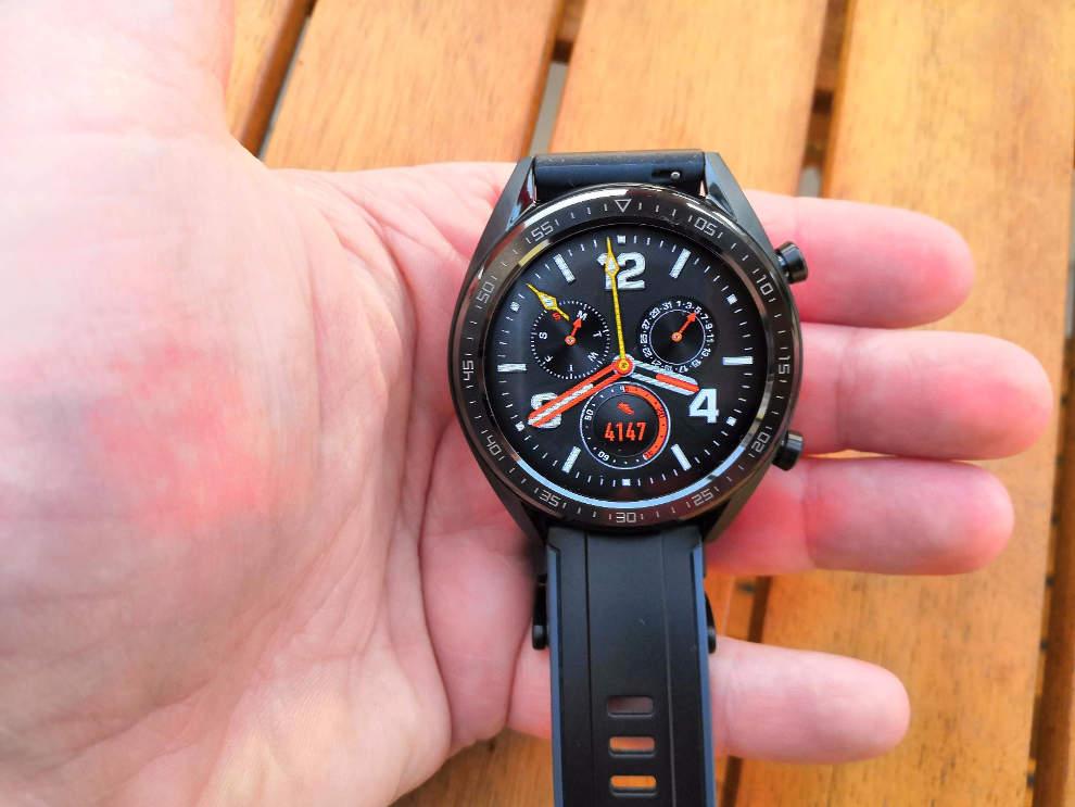 Huawei Watch GT - Erster Eindruck 3