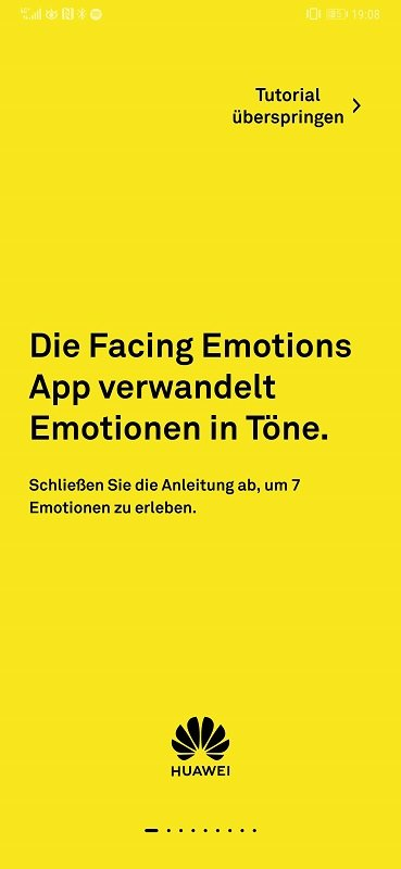 Huawei Facing Emotions hilft Sehbehinderten Emotionen wahrzunehmen 1